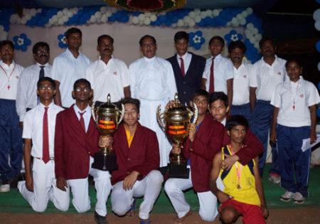 Annual Sports Meet (2014)
