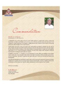 Golden Jubilee Magazine – Loyola Public School – Nallapadu