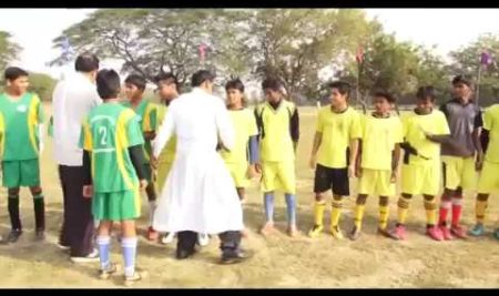 JIST (Jesuit Inter School Tournament-2013) Part-2