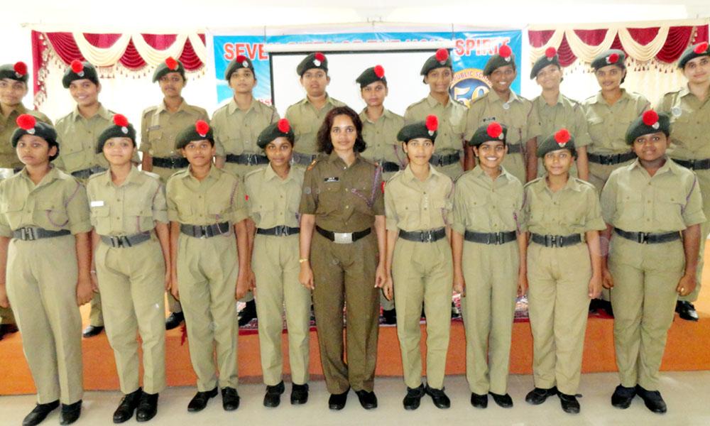 NCC (Boys & Girls) – Loyola Public School – Nallapadu ...