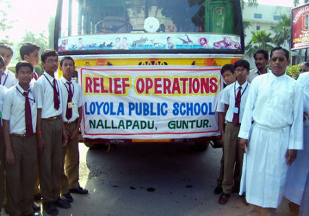 LPS Flood Relief Operations