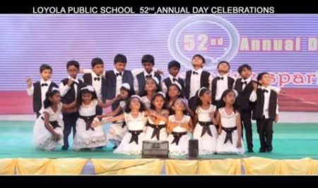 LPS 52nd Annual Day Celebrations (Part-2)
